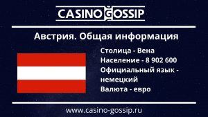 Austria information about Country