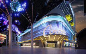 Casino Circa Las Vegas entrance