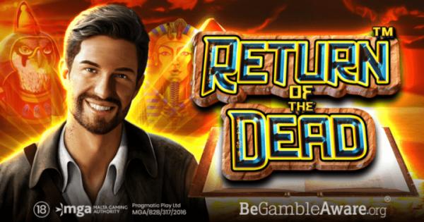 Pragmatic Play запускает новый слот Return of the Dead