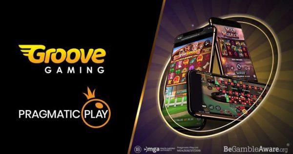 Игры Pragmatic Play теперь доступны в GrooveGaming