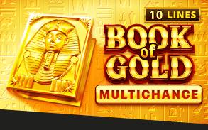Playson представляет новый слот Book of Gold