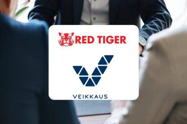 Слоты Red Tiger теперь доступны на Veikkaus