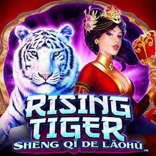 Greentube выпустили новый слот Rising Tiger – Shēng qǐ de Lǎohǔ