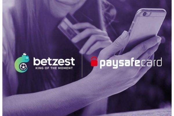 BETZEST-Paysafecard
