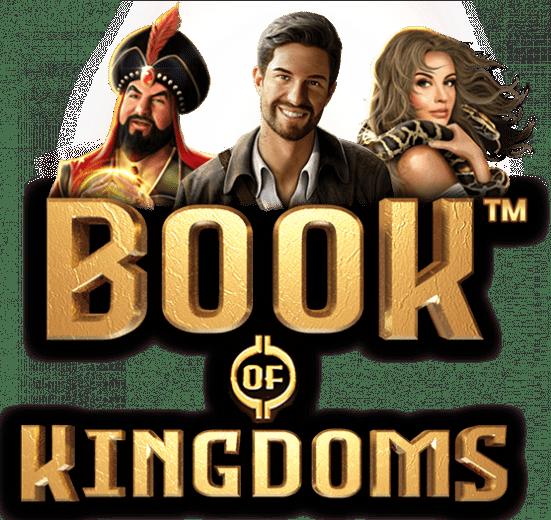 Books of Kingdom Pragmatic Play