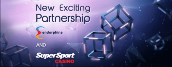 Endorphina and Supersport Partners