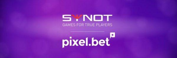Pixelbet-SYNOT news