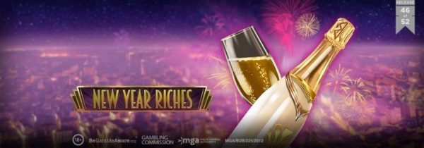 Play'n GO New Year Riches