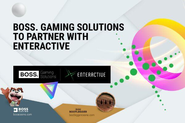 BOSS Gaming Solution to partner with Enteractive