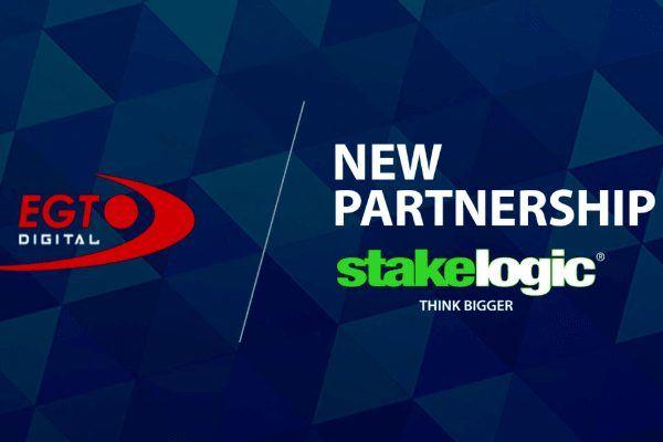 EGT Digital партнер stakelogic
