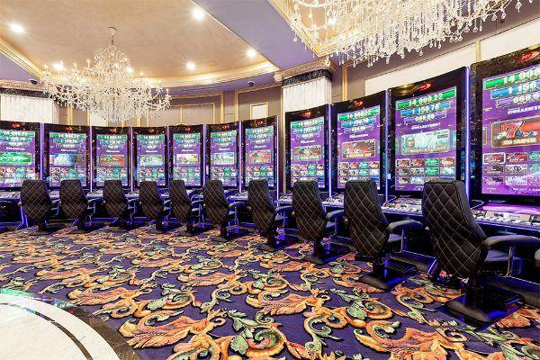 EGT поставил les ambassadeurs casino на Кипре первые 10 игровых автоматов класса VIP