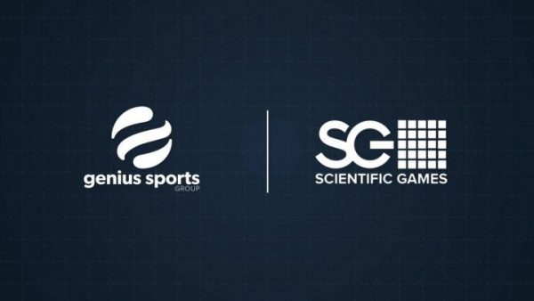 Genius sports and SG Gaming