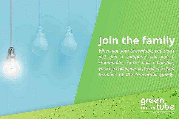 Greentube набирает сотрудников