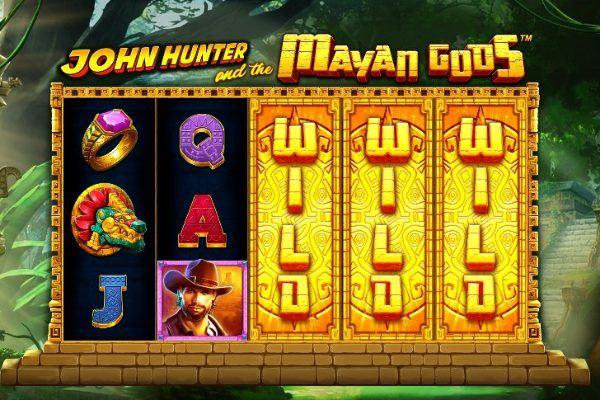 John-Hunter-and-the-Mayan-Gods