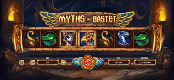 Myth of Bastet OnlyPlay