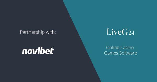 Novibet партнеры liveG24