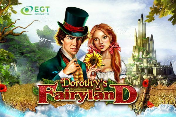 Новый слот от EGT Dorothy's Fairyland