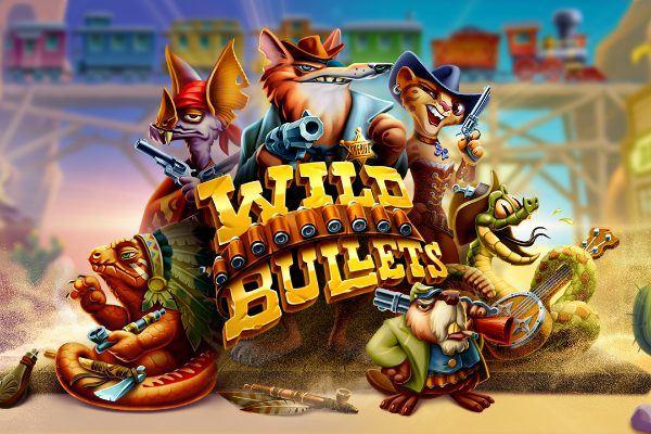 Новый слот от EvoPlay - WildBullets