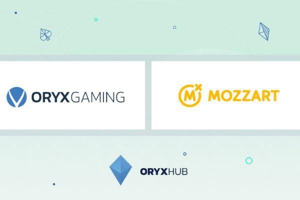 ORYX Games расширяет свое присутствие с Mozzart Bet