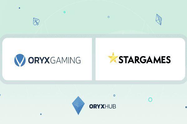 ORYX Gaming и Star Games стали партнерами для поставки контента в Германии
