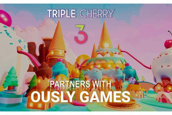 Ously Games стали партнерами Triple Cherry