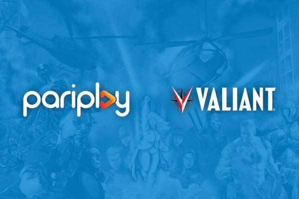 Pariplay продлили партнерство с Valiant