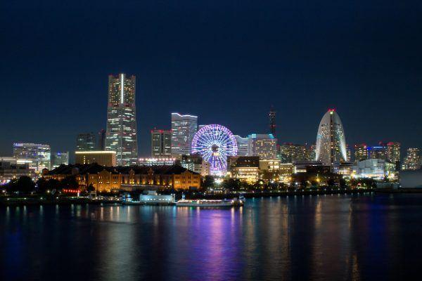 Порт Ямасита в Йокогаме, где планируется строительство IR