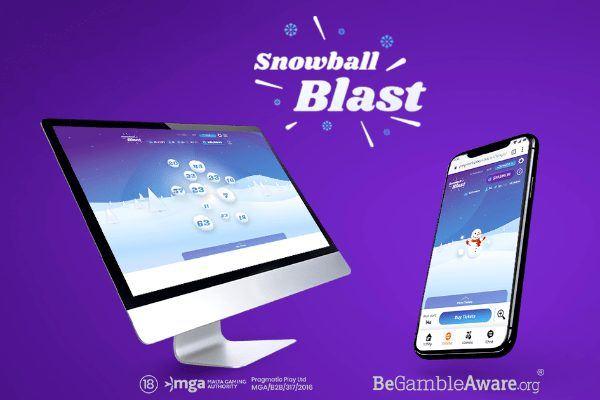 Pragmatic Play предлагают зимний вариант свеого бинго - Snowball Blast