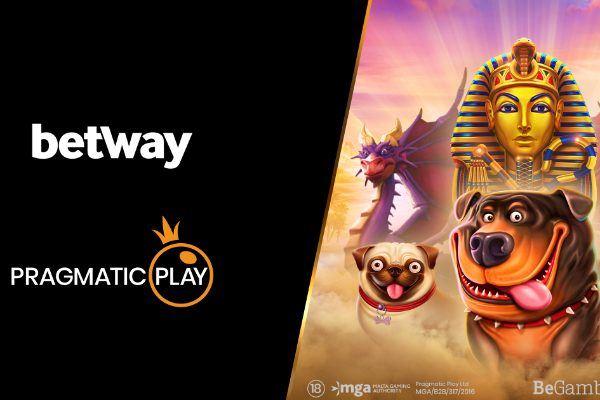 Pragmatic Play будет поставлять контент BETWAY