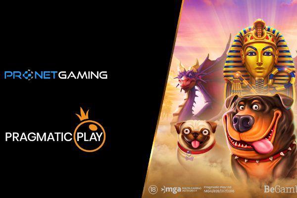 PRONET включили в свою пдатформу игры Pragmatic Game