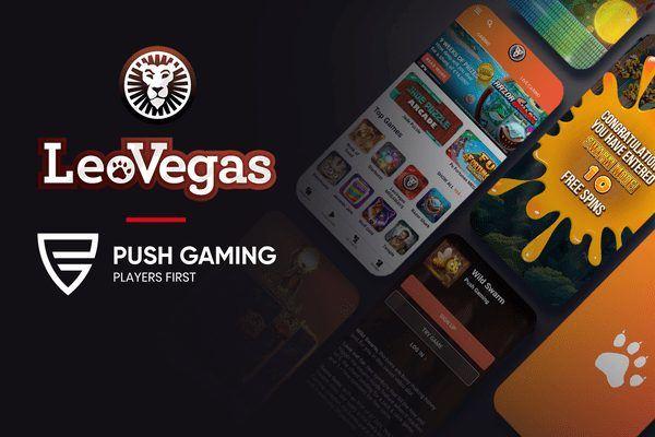 PushGaming продлили соглашение о контенте с LeoVegas
