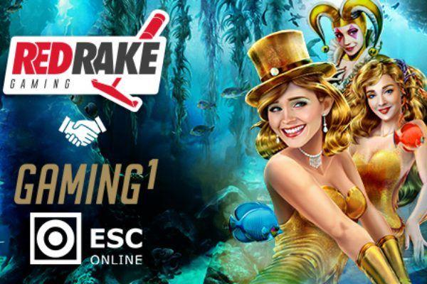 Red Rake стали поставщиком конета для GAMING1 (ESC Online Portugal)