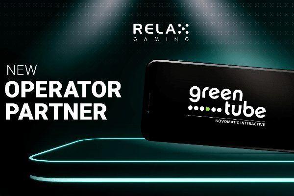 Relax Gaming партнер Green Tube