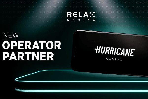 Relax gaming запустили онлайн казино с Hurricane Global Groups