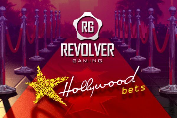 Revolver Gaming стали партнерами с Hollywoodbets
