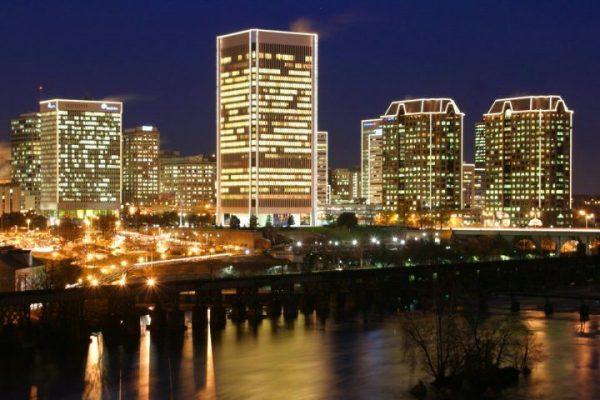 Virginia, Richmond, James River