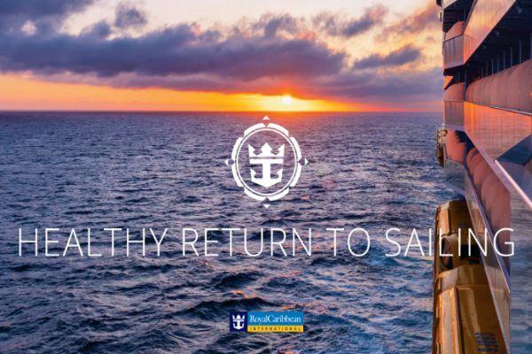 Круиз Royal Carribean вернулся в порт из-за заболевшего пассажира
