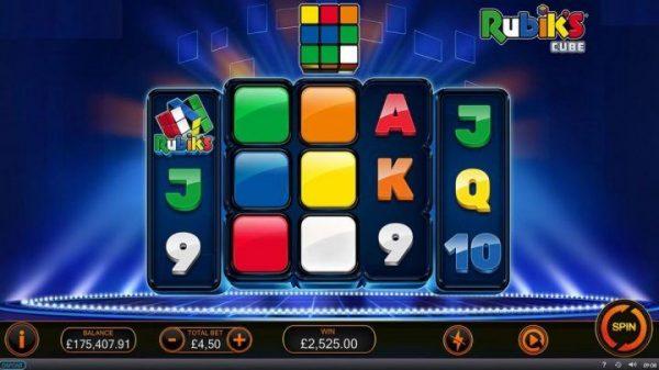 Rubiks-Cube Slot