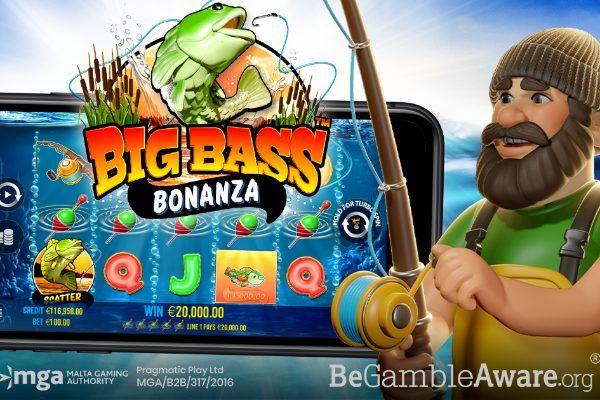 Рыбалка Big Bass Bonanza от Pragmatic Play