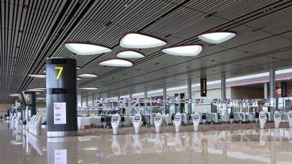 Сингапур аэропорт