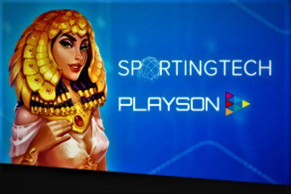 Sportingtech сотрудничает с Playson