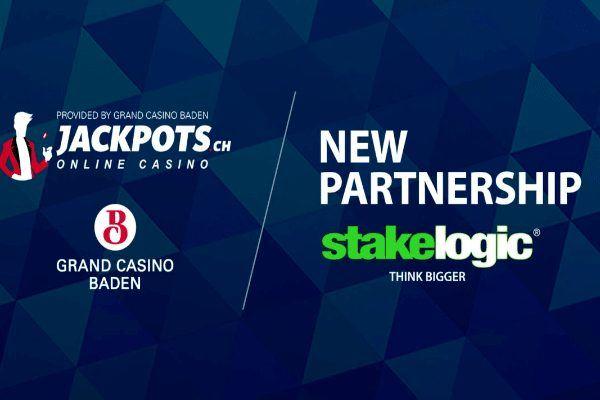 stakelogic запускают для Grand Casino Baden онлайн казино