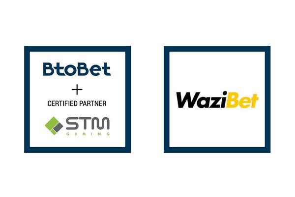 BtoBet начали партнерство с WaziBet
