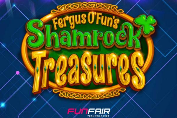 FunFair представили Shamrock Treasures
