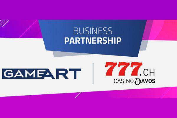 GameArt вышли на рынок Швейцарии с Casino Davos