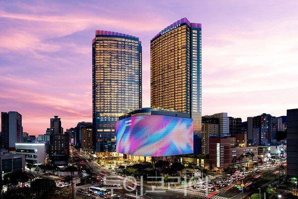 Grand Hyatt Jeju получил пять звезд