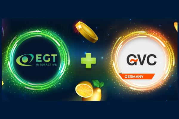 GVC Germany и EGT Interactive достигли партнерства