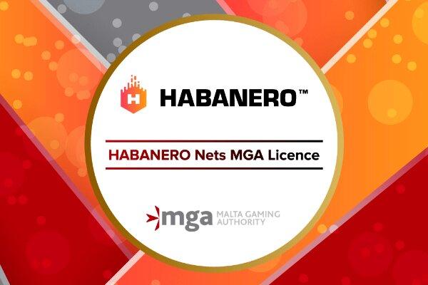 Habanero получили лицензию MGA_Visual