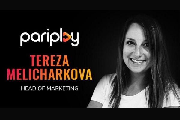 Новый глава отдела маркетинга в Pariplay