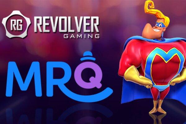 Игры Revolver Gaming будут интегрированы в контент MrQ